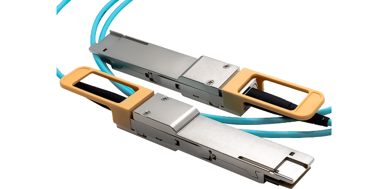 400-Gbps QSFP-DD Active Optical Cable