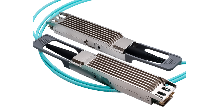 400-Gbps OSFP Active Optical Cable